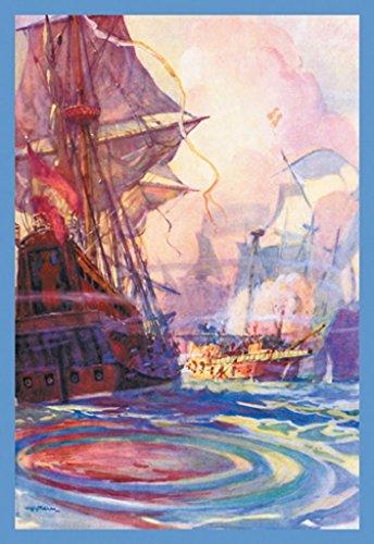 Revenge, by Gregory Robinson, 20x30 Poster, Heavy Stock Semi-Gloss Paper Print