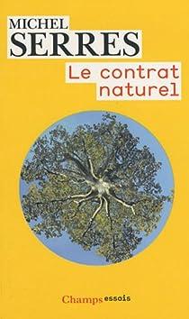 Le contrat naturel par Serres