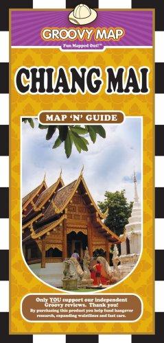 Groovy Map 'n' Guide Chiang Mai (Chiang Mai Map)