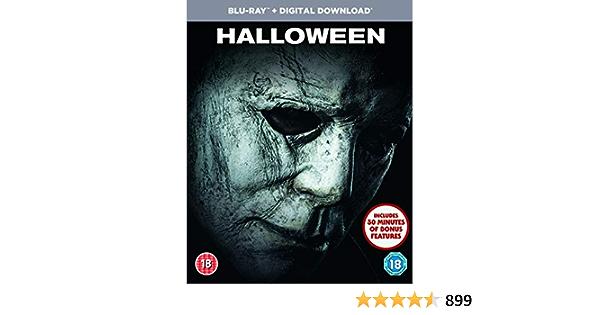 Halloween (18) [Edizione: Regno Unito] [Blu-ray]: Amazon.es ...