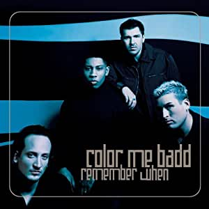 Color Me Badd - Remember When - YouTube