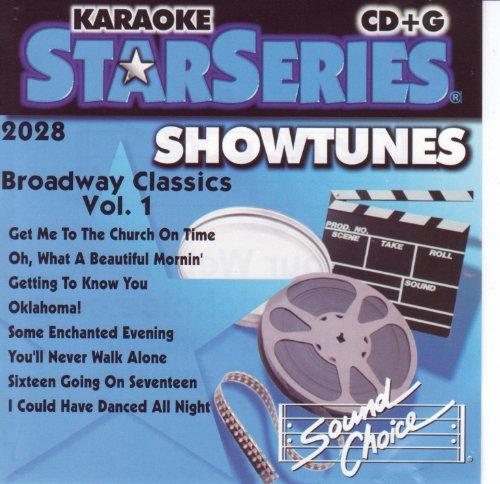 12 Tracks Karaoke (Karaoke: Broadway Classics 1)
