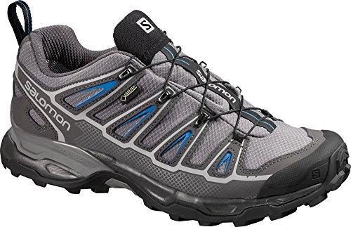 Salomon X Ultra Ii Gtx Mens Scarpe Da Trekking E Da Trekking 0 Detroit / Highway / Methyl Blue