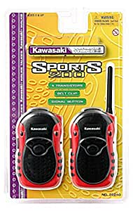 Kawasaki Walkie Talkies