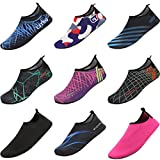 CIOR Water Shoes Men and Women Barefoot Skin Aqua Shoesfor Beach Pool Surf Yoga Exercise