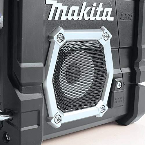 Makita XRM04B-R 18V LXT Cordless Lithium-Ion Bluetooth FM/AM Job Site Radio (Bare Tool) (Renewed) by Makita (Image #2)