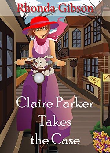 Claire Parker Takes The Case