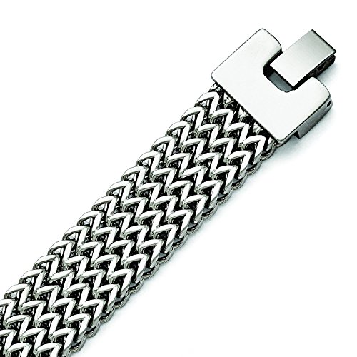 polished-woven-youtube-bracelet