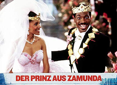 Der Prinz Aus Zamunda Movie Blu Ray 1988 Amazon Co Uk Murphy Eddie Amos John Hall Arsenio Jones James Earl Headley Shari Dean Allison Lasalle Eriq Landis John Murphy Eddie Amos John Dvd