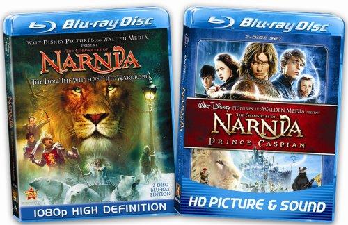 The Chronicles of Narnia Blu-ray Bundle (Amazon Exclusive)