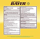 Bayer Low Dose Safety Coated Aspirin 81 mg
