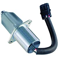 New Fuel Cutoff Solenoid For Caterpillar 6N-9987 Heavy Duty Sealed Design
