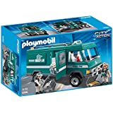 PLAYMOBIL Money Transport Vehicle Building Kit