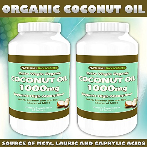 Pure Extra Virgin Organic Coconut product image