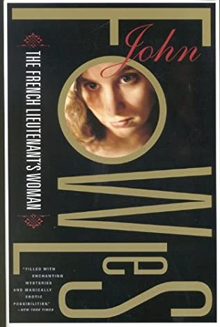 book cover of The French Lieutenant\'s Woman