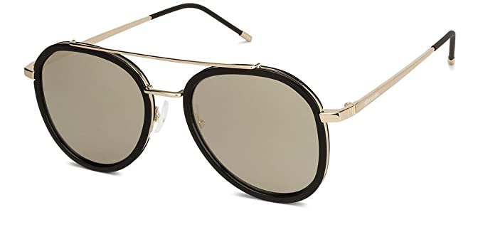 ce10e24e6f Image Unavailable. Image not available for. Colour  John Jacobs Aviator  Sunglasses ...