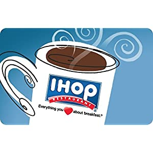 IHOP Restaurant Gift Card