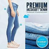 WallFlower Women's InstaSoft Ultra Fit Skinny