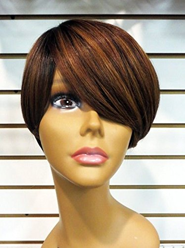 ra Synthetic Hair Wig - ANNE (OP23330 - OMBRE PIANO COLOR) ()