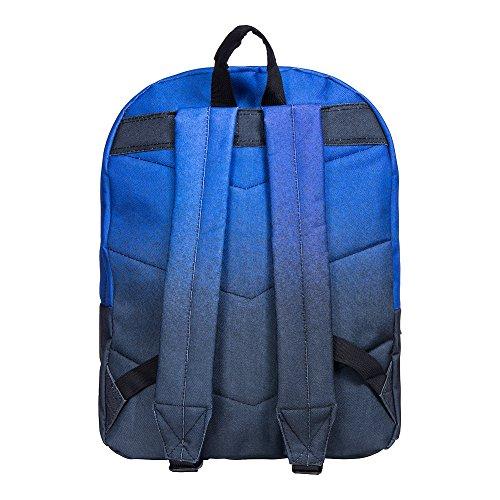 Bombo Escuela Mochilas y bolsas–bolsa de nuevos diseños y colores–�?0nuevos estilos para 2016A elegir Speckle Fade Navy Black