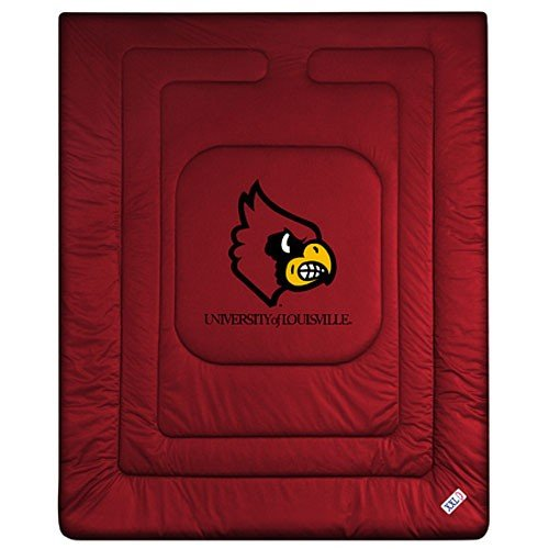 Louisville Comforter Cardinals (NCAA Louisville Cardinals Locker Room Comforter Queen)