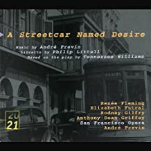 PREVIN: STREETCAR NAMED DE