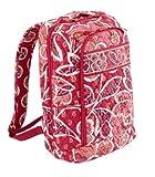 Vera Bradley Large Laptop Backpack (Rosy Posies)