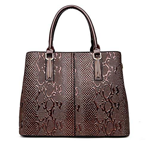 Classy Main Honneury À Brown Sac Cross Body Satchel Womens Bandoulière Bag awqq5O