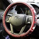 eing Car Steering Wheel Cover Football Team