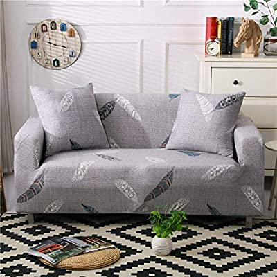 Awe Inspiring Stretch Slipcover Fitted Furniture Protector Print Sofa Uwap Interior Chair Design Uwaporg