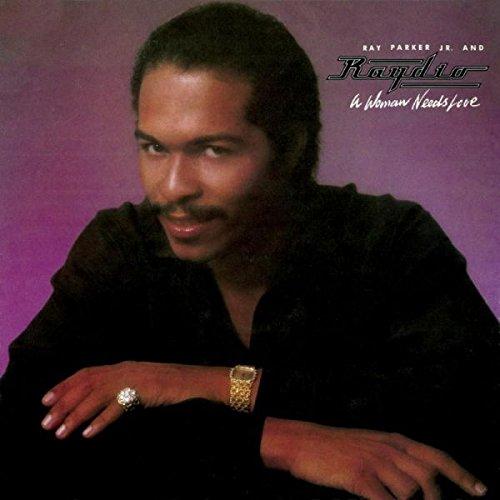 CD : Ray Parker Jr. - A Woman Needs Love (bonus Tracks Edition) (Bonus Tracks)