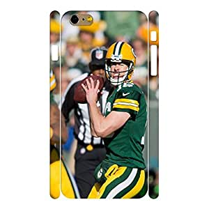 Uncommon Sports Series Football Player Photograph Phone Shell for Iphone 6 Plus Case - 5.5 Inch wangjiang maoyi