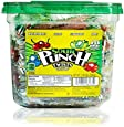 """Sour Punch 3"""" Wrapped Sour Twists 2.78lb Jar"""