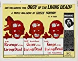 Children Shouldn't Play With Dead Things POSTER Movie (22 x 28 Inches - 56cm x 72cm) (1972)