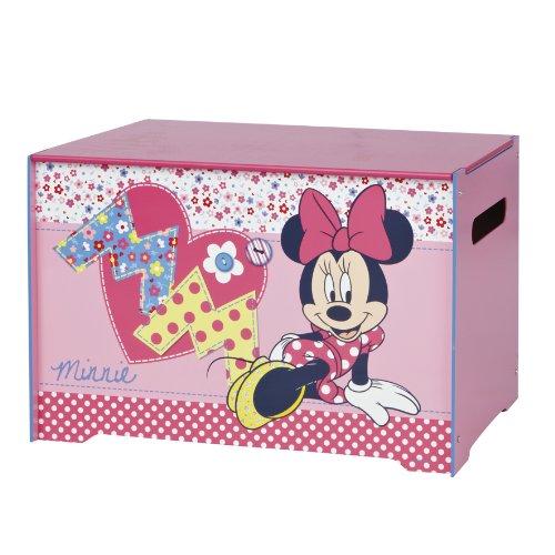 Organizador de juguetes, diseño de Minnie Mouse, de la marca Hollo Home