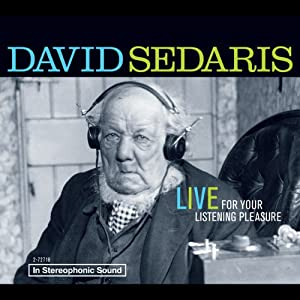 David Sedaris Performance