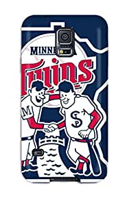 New Style minnesota twins MLB Sports & Colleges best Samsung Galaxy S5 cases