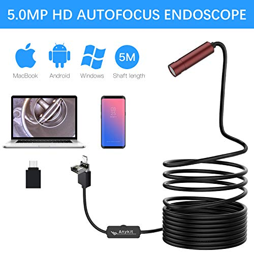 Autofocus Megapixels Inspection Waterproof Semi Rigid product image
