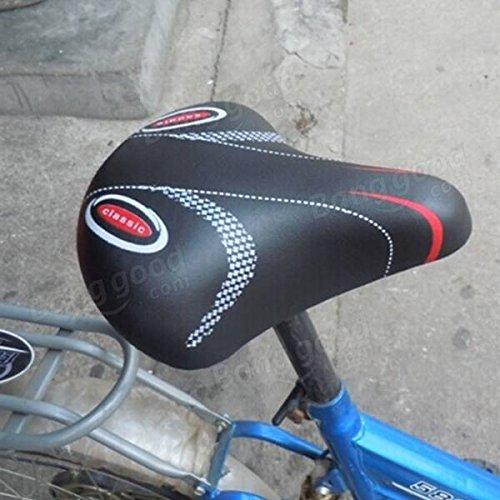 bicyclette large de PhilMat coussin de vélo grand de de selle vélo bicyclette selle Siège vélo zqHqTPwI