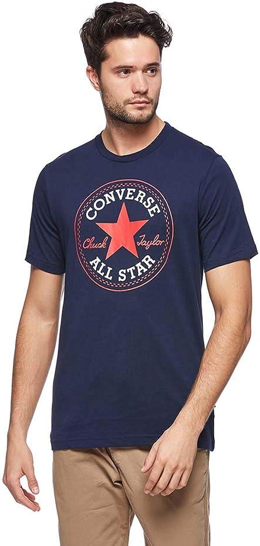 Converse Men's Chuck Patch Short Sleeve T Shirt