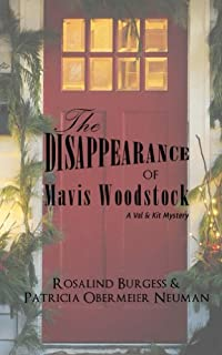 The Disappearance Of Mavis Woodstock by Rosalind Burgess ebook deal