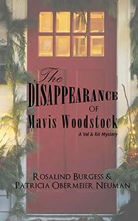 The Disappearance Of Mavis Woodstock by Rosalind Burgess ebook deal