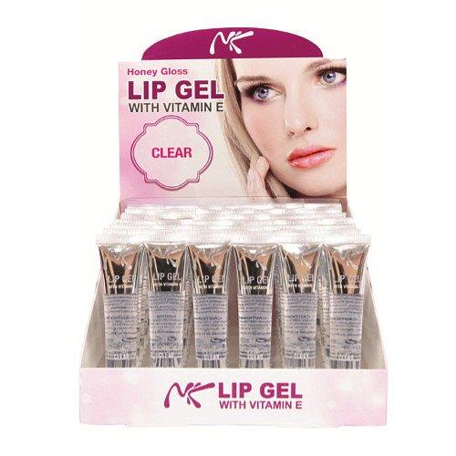 NICKA K Lip Gel Display Case Set 48 Pieces ()