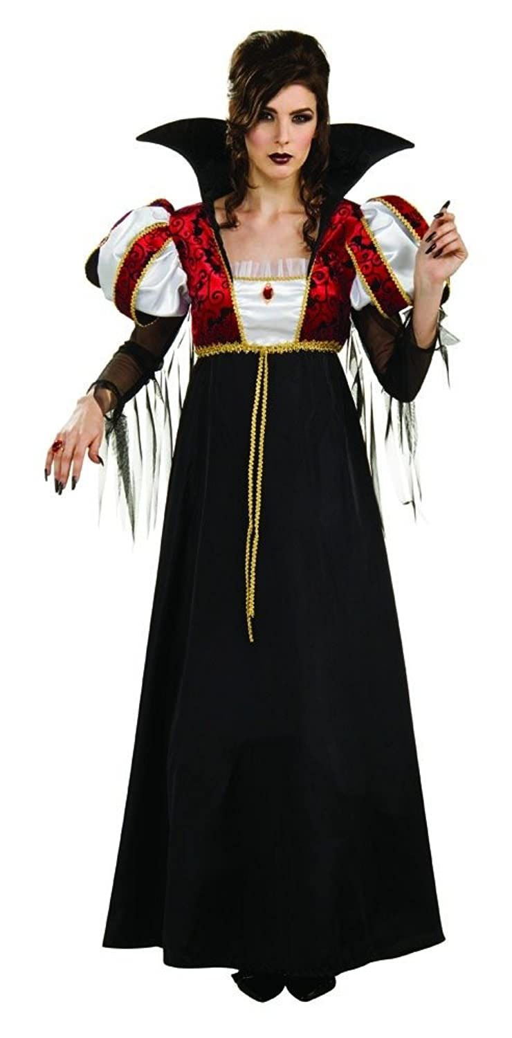 amazoncom womens royal vampire halloween costume gown clothing