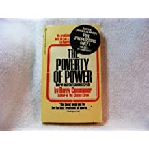 The Poverty of Power: Energy and the Economic Crisis
