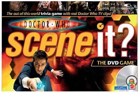 Scene It Doctor Who - Juego de mesa con DVD [importado de Reino Unido] Juego con DVD.: Amazon.es: Juguetes y juegos