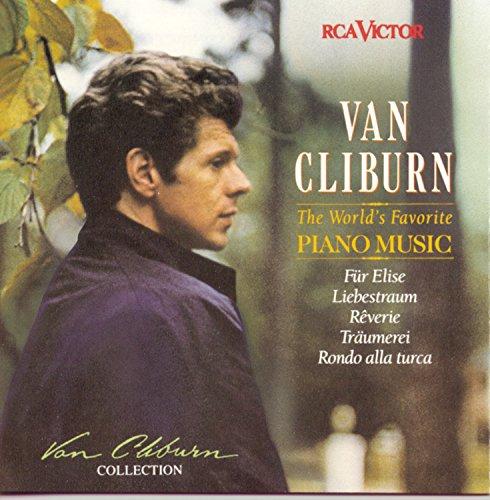 Van Cliburn: The World's Favorite Piano Music Worlds Favorite Piano Music