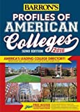 Profiles of American Colleges 2016 (Barron's Profiles of American Colleges) by Barron's College Division (2015-07-01) Paperback