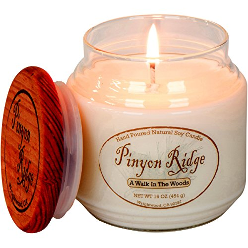 100% Pure Soy Candle - 6