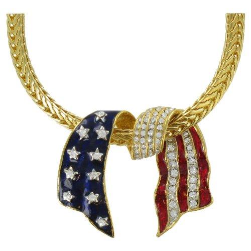 Patriotic Neck Slide ()